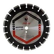 Алмазный сегментный круг Асфальт Pro Line 400 фото