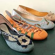 Материалы обувные фото