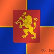 Флаг города Красноярск (Красноярский край) фото