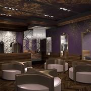 Дизайн интерьеров ресторанов и кафе фото
