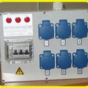 Электрощиты для медицинских помещений фото