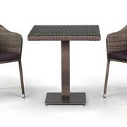 Комплект плетеной мебели из искусственного ротанга Хопкин фото