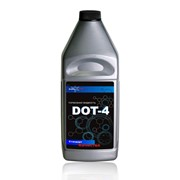 Тормозная жидкость ДОТ-4, 0,910 кг фото