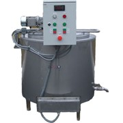 Пастеризатор молока ПМ-200 с электромешалкой фото