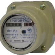 "Счетчик газа ""тритон-газ"" сгр - 2.5 фото"