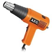 Промышленный фен AEG PT 600 EC SET фото
