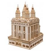 Деревянный пазл Успенский собор Астраханского кремля фото