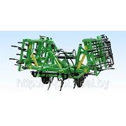 Навесные почвообрабатывающие агрегаты гидравлически складываемые BOMET 4.6 м фото