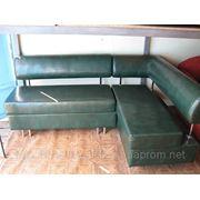Перетяжка и ремонт диванов в Одессе фото