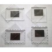 Акриловая заготовка для сувенирного магнита фото