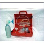 Аппарат для искусственной вентиляции легких для детей АДР-600 Аппарат ИВЛ с ручным приводом фото