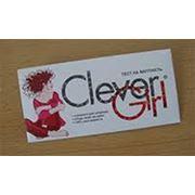 """Тест для определения беременности """"Clever Girl"""" (полоска фото"""