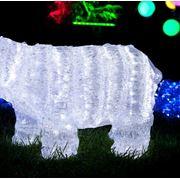 Оптовая продажа новогодних гирлянд LED светодиодные фигурки снеговика оленей медведей. Оборудование для декоративного освещения коттеджей домов ресторанов развлекательных комплексов гостиниц. магазинов салонов торговых центров деревьев офисов фото