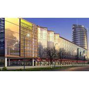 Строительство торгово-развлекательных комплексов центров по всей Украине фото