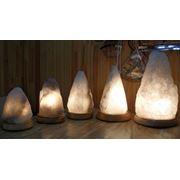 Соляной светильник фото