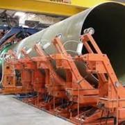 Трубы стеклопластиковые для промышленных вод фото