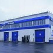 Станция техобслуживания автомобилей SCANIA фото