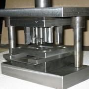 Штамповка листового металла фото