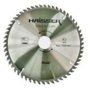 Диск по ламинату HAISSER (отрицательный зуб) 160х16х42 фото