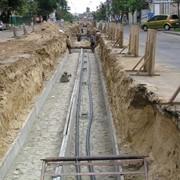 Строительство инженерных сетей в Алматы фото