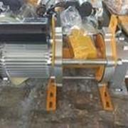 Лебедка электрическая KDJ-400A2, 50м, 220В фото