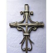 Кованый крест фото