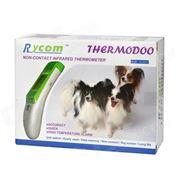 Бесконтактный говорящий термометр для животных фото