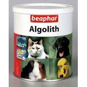 Витамины для кошек. Beaphar Algolith - добавка для активизации натурального пигмента шерсти животных - 500 г. фото
