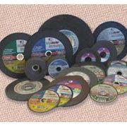 Фибро-круги абразивные шлифовальные для камня фото