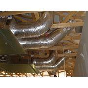 Иглы вентиляционные, системы вентиляции, вентиляция и кондиционирование для предприятий и заводов качественно и профессионально фото