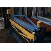 Приспособление для гибки листового метала КГД -2500 фото