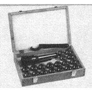 Патрон цанговый Конус №3 DIN228 с набором цанг ER32 3-20мм DIN6499 Bison ( Польша ) фото