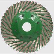 Диск алмазный `Спайдер`. Диски алмазные круги для камня. фото