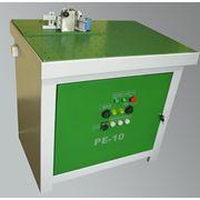 Кромкооблицовочный станок РЕ-11 с регулировкой скорости фото