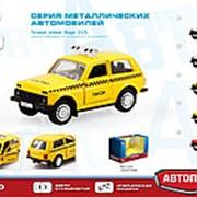 Лада Такси Автопарк инерц. 6400D фото