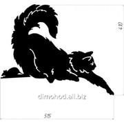 Флюгер Кот и мышка фото