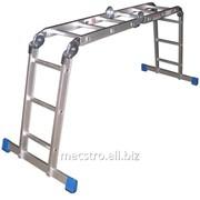 Лестница трансформер 4x4 Артикул 32.8901 фото