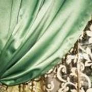 Пошив римских штор фото