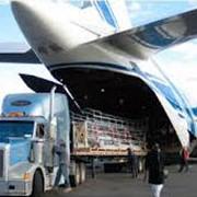 Перевозки грузов чартерные. фото