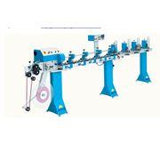 Оборудование для производства жалюзи. Станки-автоматы серии М-410 предназначены для профилирования вырезания отверстий резки жалюзийной алюминиевой ленты шириной 25 мм или 16 мм на требуемую длину фото