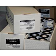 Риббоны- красящаяя лента для термотрансферных принтеров фото