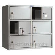Индивидуальные шкафы кассира — AMB-45/6 фото
