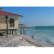 База отдыха на берегу моря фото
