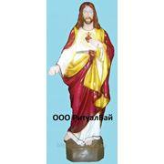 Скульптура Иисуса фото