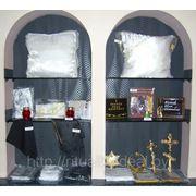 Церковная и похоронная утварь, товары для похорон фото