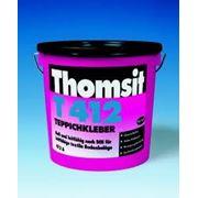 Воднодисперсионный клей для текстильных покрытий Thomsit T 412 фото