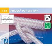 Абразивостойкий шланг AIRDUC® PUR 351 MHF фото