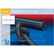 Напорно всасывающий шланг NORPLAST® PVC 383 фото