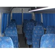 Переоборудование микроавтобусов (бюджетный вариант) фото