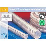 Напорно- всасывающий полиуритановый шланг AIRDUC® PUR 356 MHF REINFORCED фото